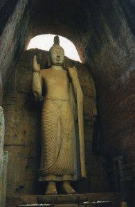 Avukana Buddha