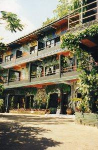 Chalet Hotel, Kandy