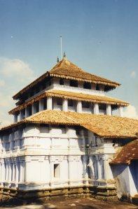 Lankatillake Temple