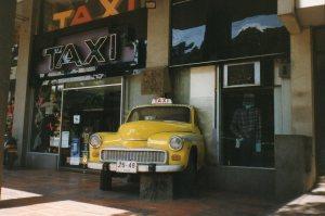 On the Avenida Sexta