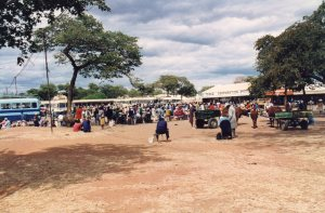 Gokwe Bus Station