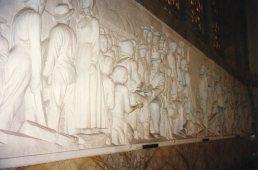 Relief in Voortrekker Monument