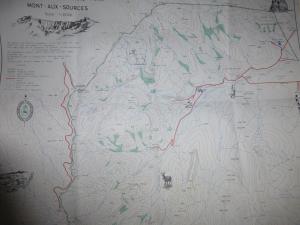 Royal Natal Park Map