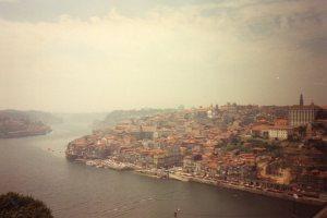 Old Town Porto from Villa Nova de Gaia