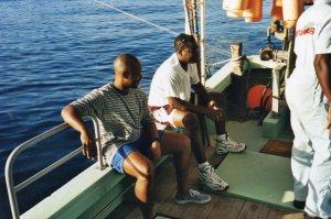 Aboard Black Jack