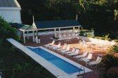 Auberge Seraphine Pool