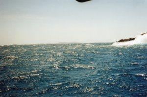 Bequia seas