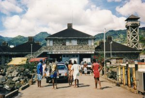 Kingstown Fish Market and Fisheries Department