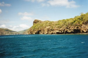 South side of Bequia