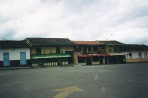 Salento - main square